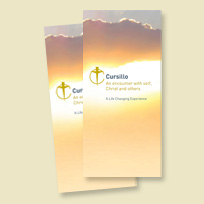 Cursillo Brochure & Application Form